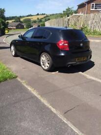 2010 BMW 123d M Sport 2.0 twin turbo diesel 260bhp and 50mpg