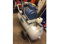 8 bar air compressor