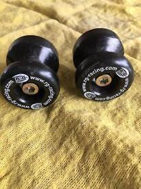 R & G Racing Cotton Reels / Paddock Bobbins