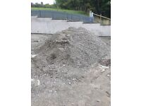 Sub base gravel for paths and roads 20mm down to dust