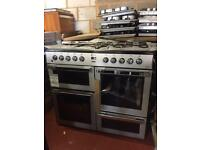 100cn Dual Fuel Flavel**NEW**Range cooker PRP £649.99-£649.99 warranty included SALE ON TODAY