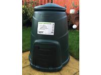 Compost bin 220l new