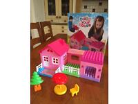 Build your house buildings blocks Playset age 18m +