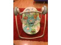 Baby Electric Swing in Good Condition
