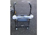 NRS Mobility care heavy duty rollator