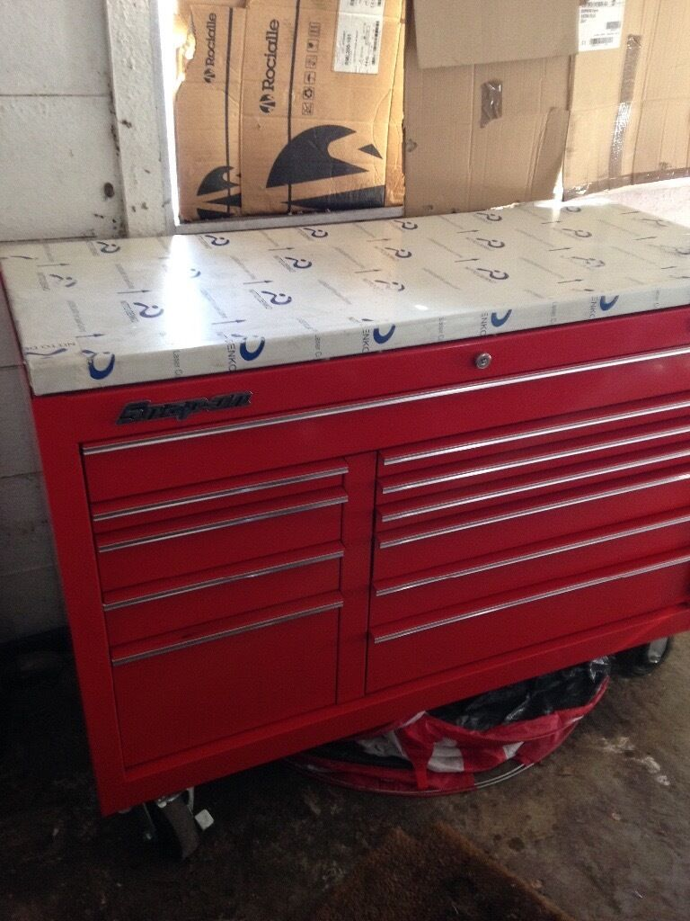 BRAND NEW SNAP ON TOOL BOX
