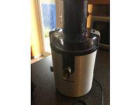Philips high power juicer, used twice in very good condition