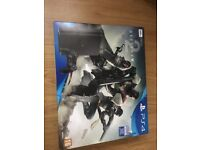 PLAYSTATION PS4 500GB WITH DESTINY 2 BRAND NEW AND SEALED !