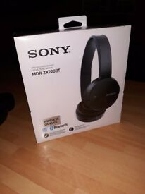 I have new unpacked Sony headphones to sell for 40 pounds,original price was 60