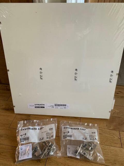 IKEA Utrusta shelves and hinges | in Poole, Dorset | Gumtree