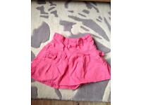 Girls skirt age 2-3 years from next