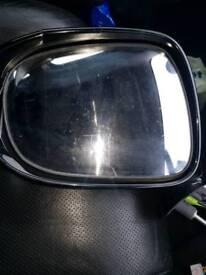 Lexus wing mirror