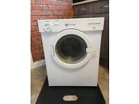 White knight 3kg tumble dryer with pipe can deliver for a small charge