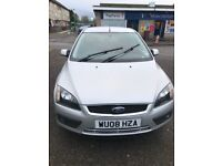 Ford Focus (Silver) Year 2008