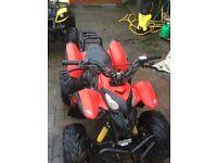 Childs 50cc automatic quad