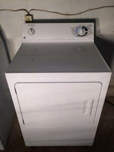 GE Dryer, Free Warranty, Delivery Available