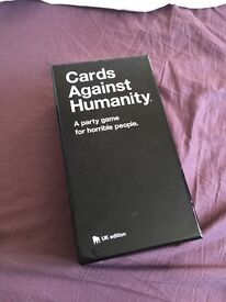 Cards against humanities