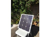 40W Solar Panel by PK Green