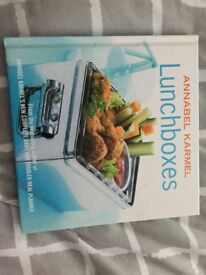 Annabel Karmel - Lunchboxes book
