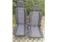 Peugeot 307 SW estate 2002-2009 3rd row seats, extra rear seats.REDUCED PRICE #40 EACH, #75 BOTH