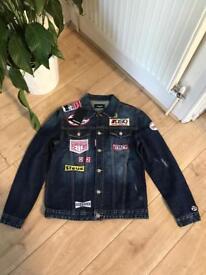 Men's Denim Jacket Dsquared