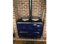 AGA OIL FIRED in good condition serviced and working