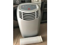 Portable air conditioner/dehumidifier