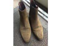 Ask the Missus Men's suede boots (8/42)