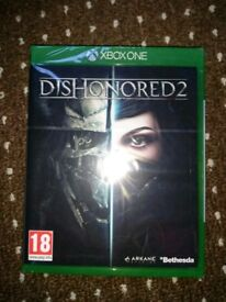 Dishonoured 2 xbox one