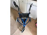 Mobility three walker