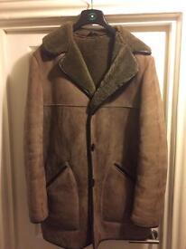 Sheep Skin Coat L/XL