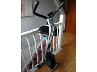 Pro Fitness exercise bike.