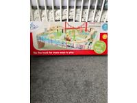Train table brand new in sealed box
