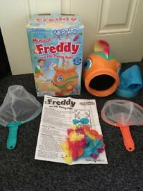 Freddy Musical flying fish game