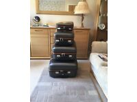 Set of suitcases for sale