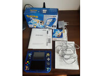 Nintendo 2DS Console with Pokemon Blue Version Pre Installed Handheld Game