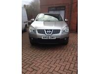 QUICK SALE NISSAN QASHQAI ACENTA 2009 FULLY LOADED HPI CLEAR TAX AND MOT EXCELLENT FAMILEY CAR👍