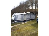 STERLING ECCLES SPORT 524 / ISABELLA AWNING