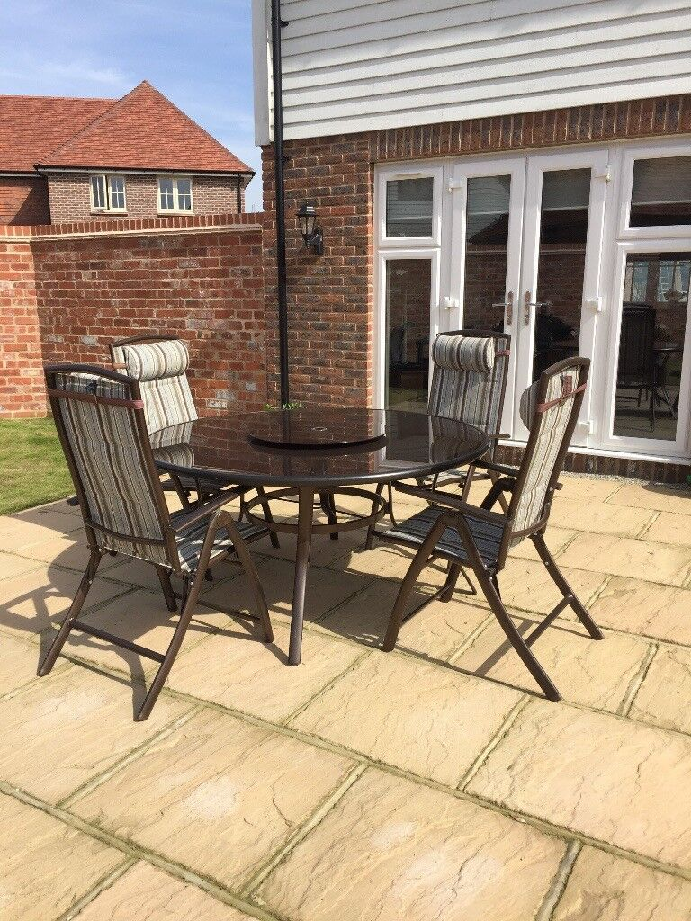 Pagoda Garden Furniture Pagoda garden table and chairs in marden kent gumtree pagoda garden table and chairs workwithnaturefo