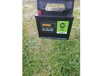 Liesure battery