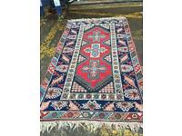 Beautiful Vintage Handmade Persian Rug