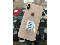 Apple iPhone XS 256gb Gold Unlocked With Warranty
