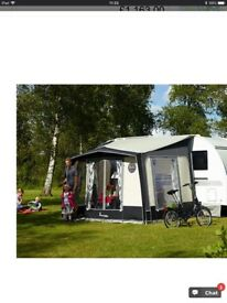 Isabella Magnum Coal Portch Awning