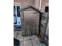 6ft X 4ft Garden Shed