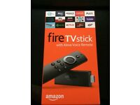 Amazon Firestick with Kodi Krypton 17.4 Installed - Free P&P