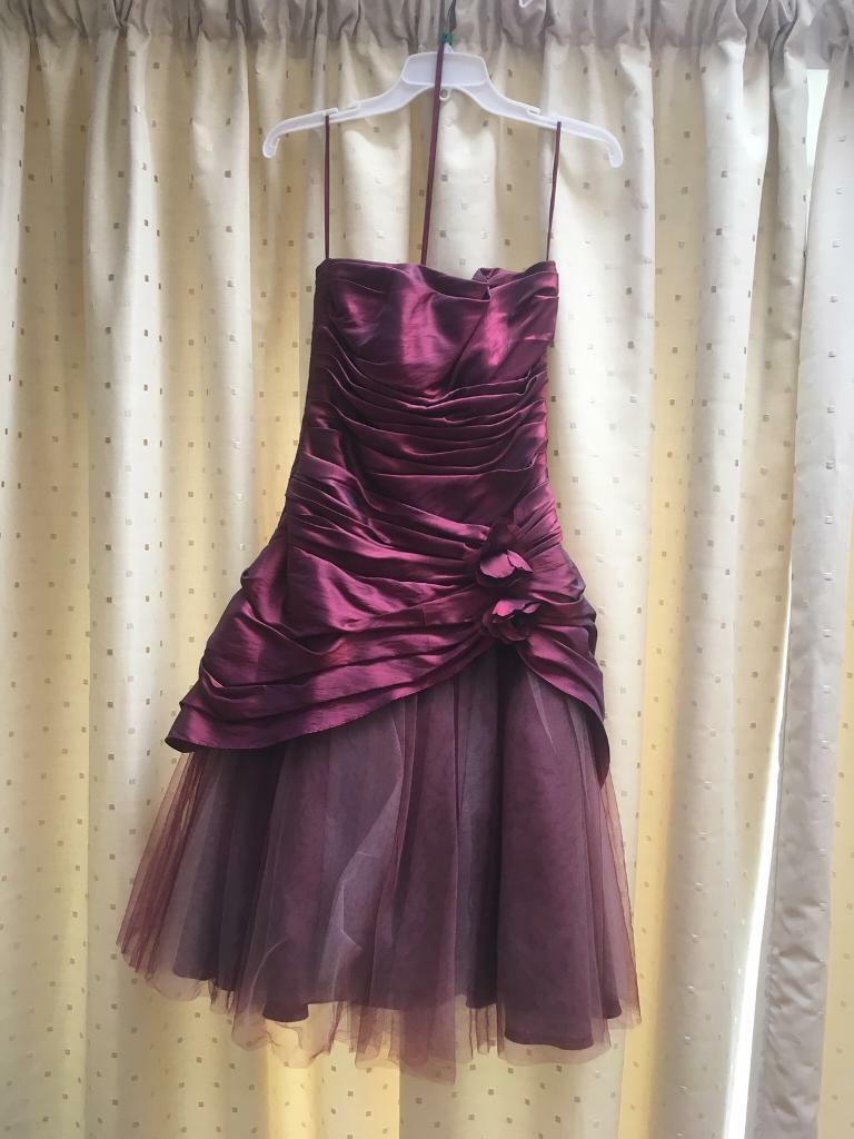 Veromia Bridesmaid/Prom Dress size 10 | in Exeter, Devon | Gumtree