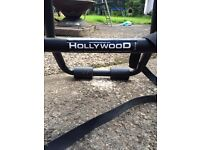Rear bike rack Hollywood Express for 3 bikes £30
