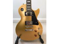 Epiphone Limited Edition Joe Bonamassa Les Paul Gold Top Electric Guitar w/ Case