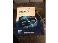 Mexco Diamond Blade 3oomm NEW)