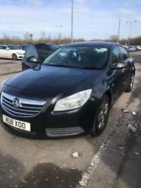 Vauxhall insignia for rent 100£ per week